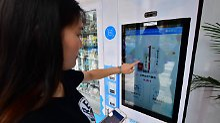 Alipay expandiert erst einmal in Asien.