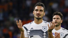 """Hummels und Co. zur DFB-Niederlage: """"Wir werden behandelt wie die Vollamateure"""""""