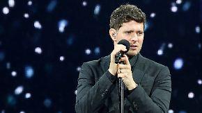 Promi-News des Tages: Michael Bublé beendet Karriere für krebskranken Sohn
