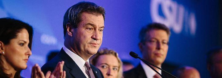 Lehren aus der Bayern-Wahl: Mit den Volksparteien geht es zu Ende