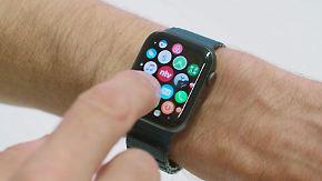 n-tv Ratgeber: Der erste Blick: Apple Watch 4