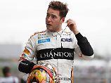 Der Sport-Tag: 14:37 McLaren-Pilot Vandoorne kehrt Formel 1 den Rücken