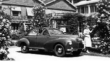 Der kompakte Peugeot 203 wurde zum universellsten Auto der Nachkriegszeit.