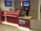 DPD, UPS, Hermes und GLS: Erster Paketshop für vier Dienste eröffnet