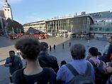 Geiselnahme am Hauptbahnhof: Kölner Polizei schließt Terrormotiv nicht aus
