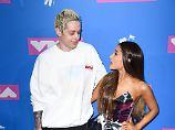 Und wer kriegt das Schwein?: Ariana Grande und Ex teilen Besitz auf