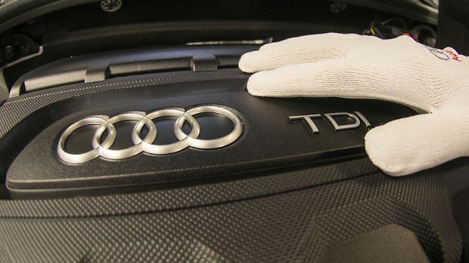 Abweichungen von den regulatorischen Vorgaben: Der Abgas-Skandal geht bei der VW-Tochter Audi ins Geld.