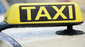 n-tv Ratgeber: Taxifahrten - was ist zulässig, was nicht?