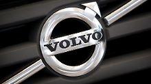 Probleme bei den Abgaswerten: Aktionäre treten bei Volvo auf die Bremse