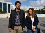 Ausreisesperre aufgehoben: Mesale Tolus Ehemann darf Türkei verlassen