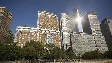 Schwacher Anleihenmarkt: US-Geldhäuser profitieren von Steuerreform