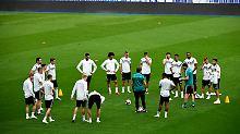 Der Sport-Tag: Kein Müller, fünf Neue: Löw baut DFB-Elf massiv um