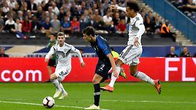 """Stein zur DFB-Pleite in der Nations League: """"Das ist die Mannschaft, das ist der Fußball der Zukunft"""""""