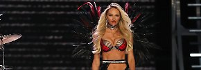 "Model, Mama, megareich: ""Victoria's Secret""-Engel Candice Swanepoel"