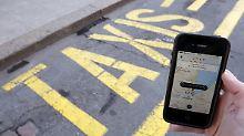 """Trotz gigantischer Bewertung: """"Uber ist langfristig kein gutes Investment"""""""