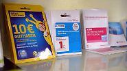 n-tv Ratgeber: Tester nehmen Prepaid-Tarife aus Supermärkten ins Visier