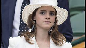 Promi-News des Tages: Emma Watson knutscht millionenschweren neuen Lover