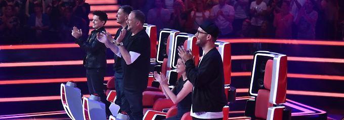 """Start von """"The Voice of Germany"""": Willkommen im Casting-Olymp"""