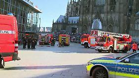 Geiselnahme und Brandanschlag in Köln: Bamf versäumt wohl Abschiebungsfrist für Angreifer