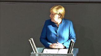 Merkels Seitenhieb nach rechts: EU wappnet sich gegen Hacker und Wahlmanipulation