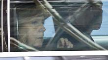 Schwierige Interessenlage: Merkel reist Ende Oktober zum Syrien-Gipfel