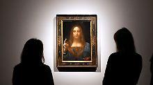 Augenfehler berühmter Künstler: Forscher: Leonardo da Vinci hat geschielt