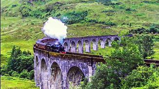 Die schönsten Strecken des Kontinents: Hier rattern Züge durchs malerische Europa