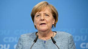 """""""Entsprechende Gesetze ändern"""": Merkel will Fahrverbote verhindern"""