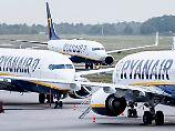 Einigung noch vor Weihnachten: Ryanair spürt die Streikfolgen