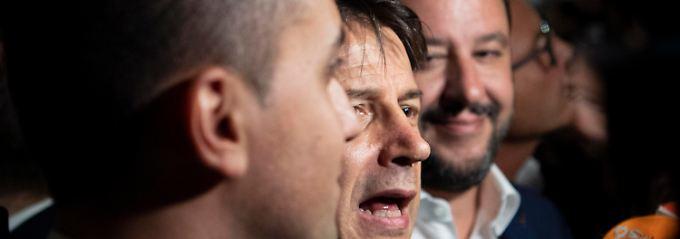 Die EU könnte den italienischen Haushalt nun ablehnen und empfindliche Geldbußen gegen das Land verhängen.