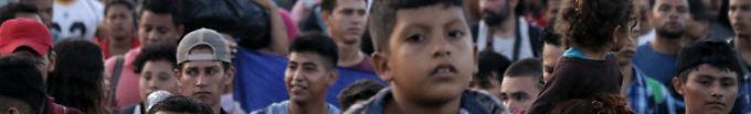Der Tag: 15:52 Trump will Zentralamerika für Migrantenstrom bestrafen