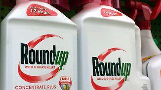 Revidiertes Glyphosat-Urteil: Richterin reduziert Strafe für Monsanto deutlich