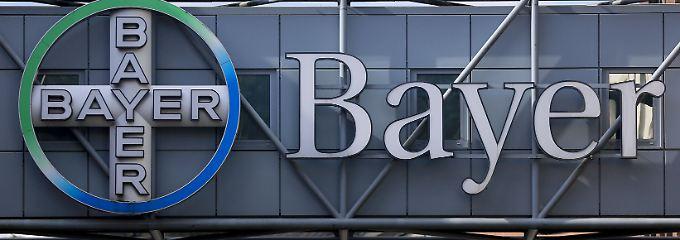 Bayer verliert 6,7 Prozent: Aktie von Monsanto-Mutterkonzern stürzt ab