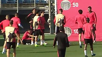 Dicke Luft bei Real: Ramos rastet im Training aus