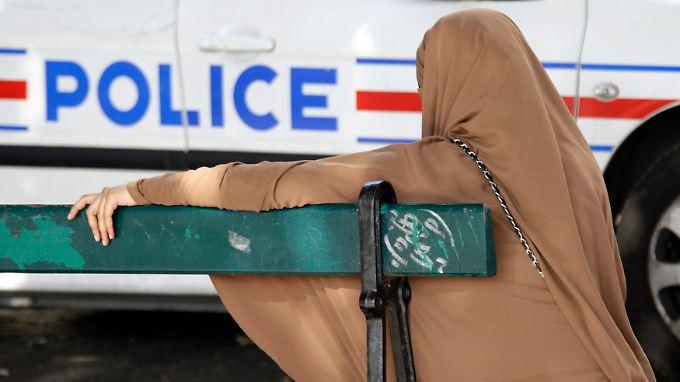 Die Vereinten Nationen werfen Frankreich wegen des Burka-Verbots Verstöße gegen die Menschenrechte vor.