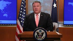 Erste Sanktionen im Fall Khashoggi: USA entziehen 21 Saudi-Arabern die Visa