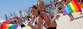 Jenseits der Pride Parade: In Israel wird LGBT politisch