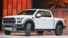 Fords Verkaufsschlager in den USA: F-150.