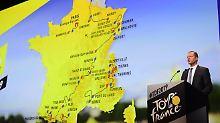 Der Sport-Tag: 106. Tour de France wird Freude für Kletterspezialisten