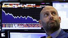 Panik am Aktienmarkt: Kursrückgang bietet Chancen für Anleger