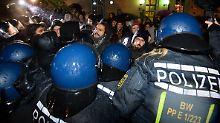Nach Gruppenvergewaltigung: AfD-Anhänger ziehen durch Freiburg