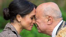 Der ganz große Wurf: Meghan zieht Harry ab