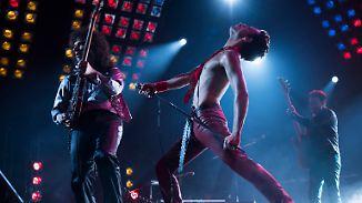 """Geschichte von Queen im Kino: """"Bohemian Rhapsody"""" setzt Mercury ein Denkmal"""