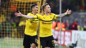 """Holter zu Pokalkampf und -krampf: """"Dortmund ist angeschlagen und verwundbar"""""""