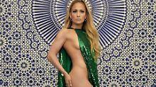 Aber hallo, J.Lo!: Jennifer Lopez posiert im Eva-Kostüm