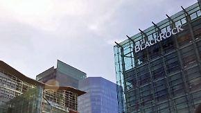 Heimliche Weltmacht Blackrock?: Lobbykritiker fürchten Einfluss von Merz' Arbeitgeber