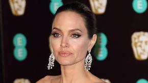 Promi-News des Tages: Brad Pitts T-Shirt bringt Angelina Jolie zum Weinen