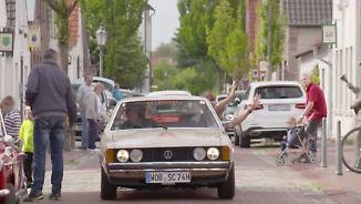 """Nostalgie pur für """"Auto-Verstrahlte"""": Tim Schrick tauscht Rennwagen gegen Rallye-Klassiker"""