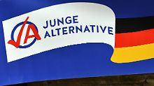 Der baden-württembergische Verfassungsschutz beobachtet die Jugendorganisation der Südwest-AfD.