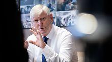 Streit um Hambacher Forst: RWE-Chef beklagt fehlenden Rückhalt Berlins